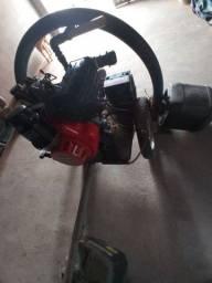 Motor de puxar agua diesel 13 cv