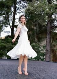 Título do anúncio: Vestido Moda Evangelica