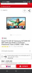 Vendo TV 32 smart