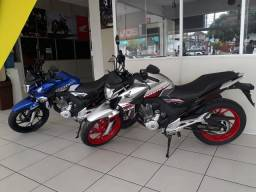 Moto Honda Cb Twister 250 Entrada: 2.000 Financiada!!!