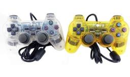 Controle Com Fio Colorido Con-8145 Inova
