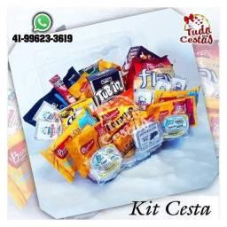 Kit para montagem de cesta