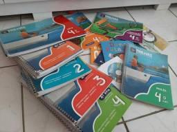 Kit livro trilhas 2 e 4 ano e Perfeito estado, usados ,mas sem avarias
