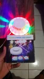 Sunflower 48 LED RGB Bar Party Disco DJ