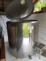 Resfriador de Leite 2000L GEA Westfalia
