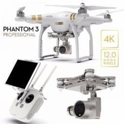 Drone Dji Phantom 3 Professional, Câmera 4K. NOVO