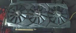 Rx480 8GB Asus strix rgb