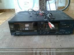 Toca fitas Philips, tape deck FC - 310