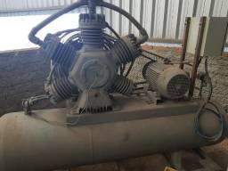 Compressor 60 pes (motor queimado)