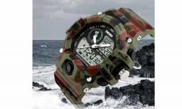 Relógio Camuflado Skmei Sports. A prova dágua