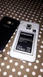 c353533ecf516 Vendo Esse Celular Ou Troco J1 2016 Está Funcionando Perfeitamente!