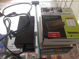 Título do anúncio: Carregador universal p/ notebook
