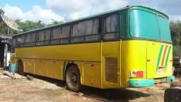 Baixei pra vender. Ônibus Mercedes benz 83 documento comercial doc. em dia - 1983