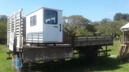 Carroceria e cabine suplementar