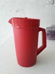 Usado, Jarra tupperware 2 litros vermelha comprar usado  Belém