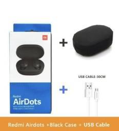 Fone de ouvido Bluetooth xiaomi redmi airdots