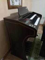 Órgão eletrônico novo Harmonia HS100