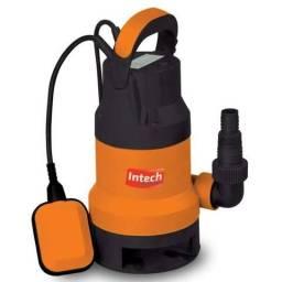 Bomba submersa água limpa BS 750 Intech