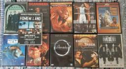 DVDs variados (10,00 cada)