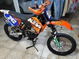 KTM 2008 motor CRF230 - 2008