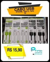 Cabo iphone e smartphones
