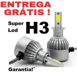Super Led H3 Entrega Grátis!