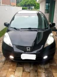 Honda New Fit EXL 2009 - Top de Linha - 2009