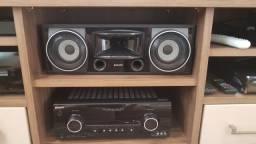 Home Theater 7.2 Sony Muteki 2000w