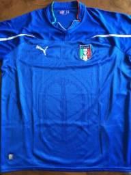 Camisa Seleção da Itália - 2010