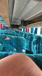 Ônibus completo pra negócio