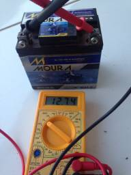 Bateria Moura 5 amperes para motocicletas