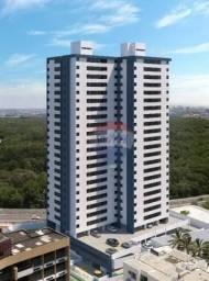 Apartamento com 3 dormitórios à venda, 80 m² por R$ 590.000,00 - Boa Viagem - Recife/PE
