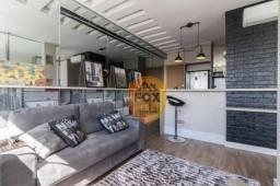Loft com 1 dormitório para alugar, 40 m² por R$ 3.000,00/mês - Centro - Curitiba/PR
