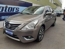 NISSAN VERSA 1.6 UNIQUE CVT