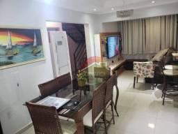 Apartamento com 3 dormitórios para alugar, 150 m² por R$ 2.900,00/mês - Jardim Nova Alianç