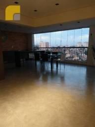 Apartamento amplo com 3 suítes e 3 vagas à venda, 182 m² por R$ 1.300.000 - Vila Rosália -