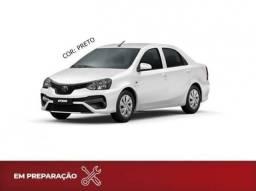 ETIOS 2017/2018 1.5 X SEDAN 16V FLEX 4P AUTOMÁTICO