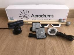 Aerodrums - Bateria Virtual - Nova - Sem uso