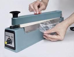 Vendo Seladora Manual 30 cm com Temporizador e Lâmina de Corte