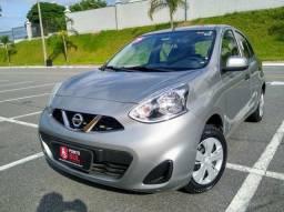 ® Nissan March 1.0 12v 2018/2019 (Flex)(Mec) Aceito Proposta ! - 2019