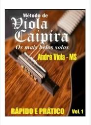 Apostila completa para Viola Caipira