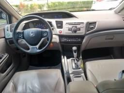 Lindo Honda Civic Lxl 1.8 Flex AUT - 2012