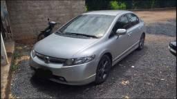 Honda Civic 1.8 Lxs Flex 4p (Parcelamos) - 2008