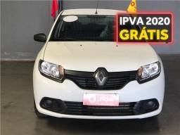 Renault Logan 1.0 12v sce flex authentique manual - 2019