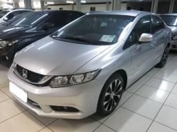 Civic 2.0 lxr 16v flex 4p aut - 2016