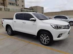 Toyota Hilux Srx2.8 Ùnico Dono - 2017