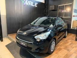 Ka Sedan SE 1.5 com Pneus Novos - 2015