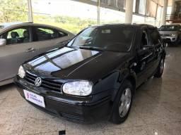 Volkswagen Golf 2.0 Manual Gasolina Preto - 2001