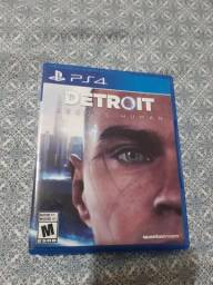 Jogo PS4 Detroit