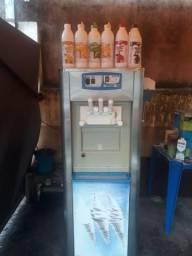 Máquina de sorvete expresso italianinha p2